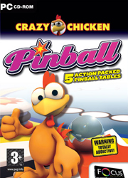 Crazy Chicken Pinball 1.0