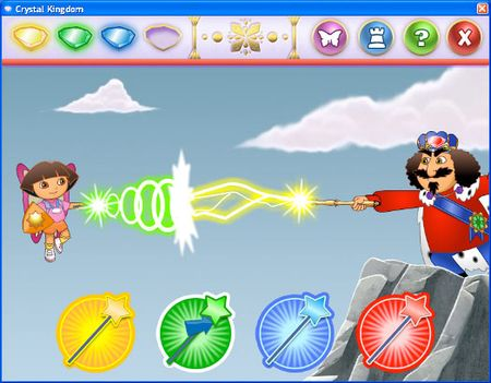 Dora Saves the Crystal Kingdom v1.0