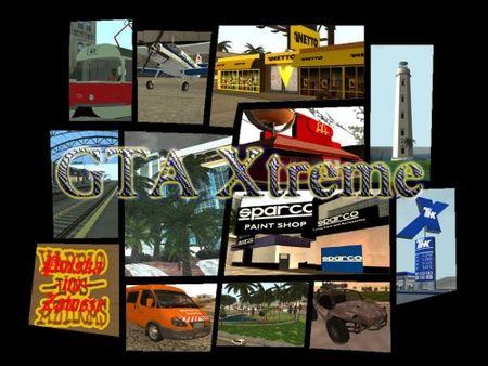 GTA San Andreas Extreme Edition DVDRip