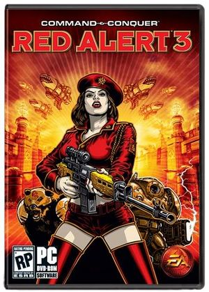 Command & Conquer: Red Alert 3 Full-Rip