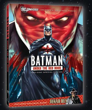 Batman Under the Red Hood 2010 DVDRiP