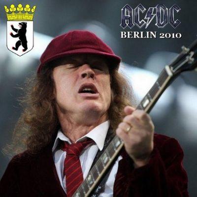 AC DC - Live Olympiastadion Berlin (2010)