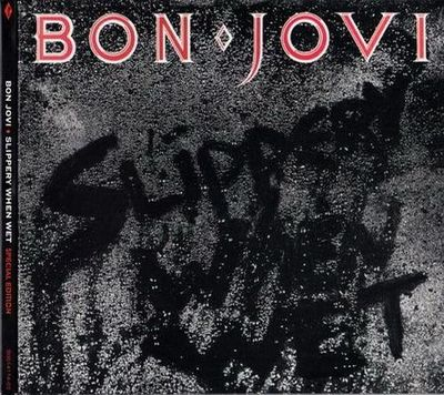 Bon Jovi - Slippery When Wet [Special Edition] (2010)