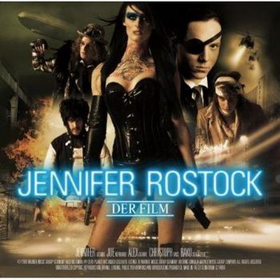 Jennifer Rostock - Der Film (Deluxe Edition) (2010)