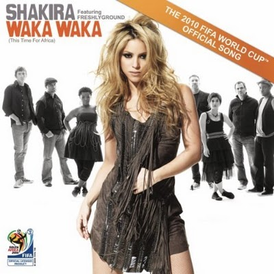 Shakira feat Freshlyground Waka Waka (This Time For Africa)