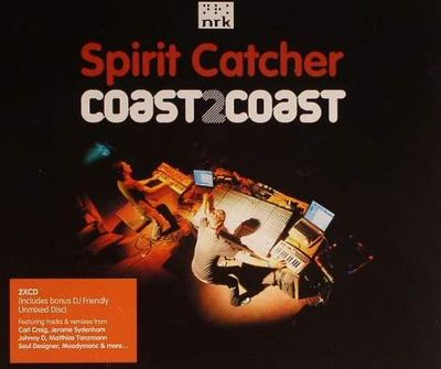 V.A. Spirit Catcher Coast 2 Coast (NRKCD044) 2CD