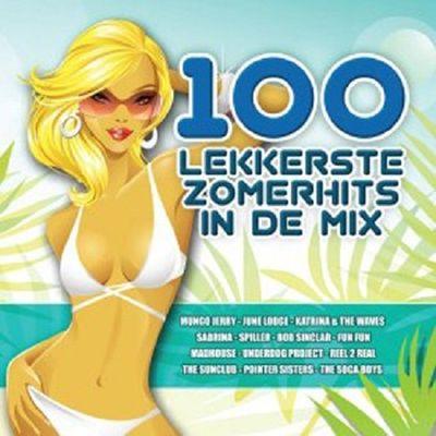 VA - 100 Lekkerste Zomerhits In De Mix 3CD