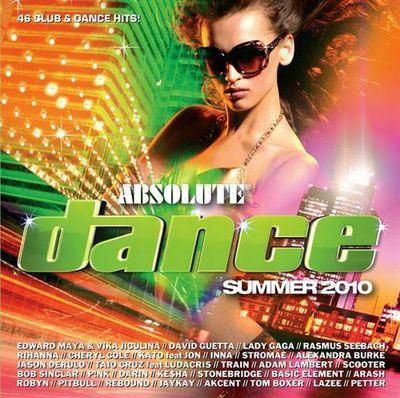 VA - Absolute Dance Summer 2010 2CD (Retail)