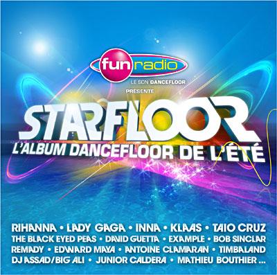 VA - Fun Radio Starfloor (Lalbum Dancefloor De Lete) 2CD 2010