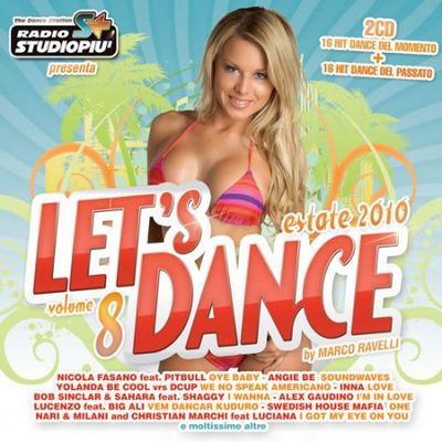 VA-Lets Dance Volume 8 (2010)