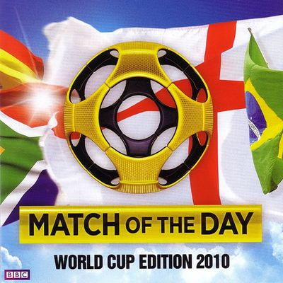 VA - Match Of The Day - World Cup Edition (2010)