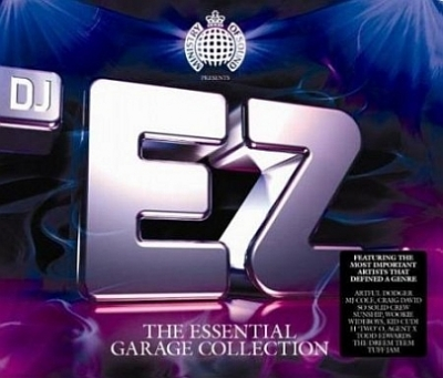 VA - Ministry of Sound: The Essential Garage Collection