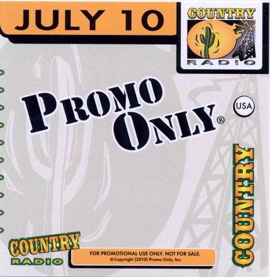 VA-Promo Only Country Radio July 2010