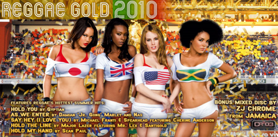 VA - Reggae Gold 2010 2CD