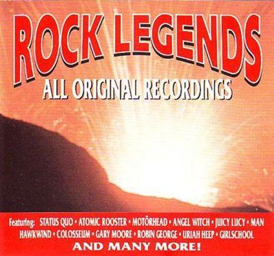 VA - Rock Legends