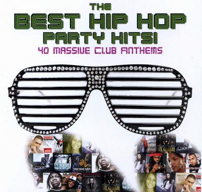 VA - The Best Hip Hop Party Hits 2CD 2010
