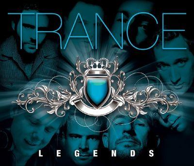 VA - Trance Legends 2CD 2010