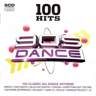 VA - 100 Hits 90's Dance Anthems (2010)