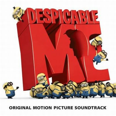 VA - Despicable Me (Music From The Motion Picture) OST 2010