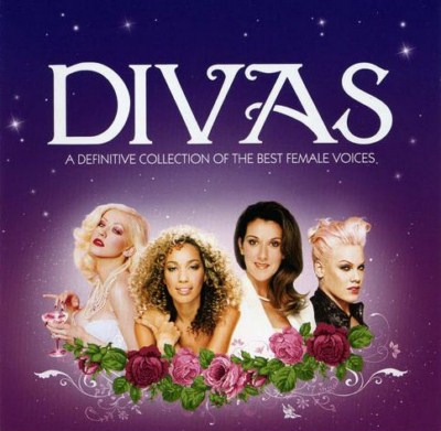 VA - Divas - A Definitive Collection Of The Best Female Voices (2CD)