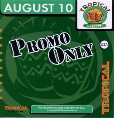 VA-Promo Only Latin Pop (2010)