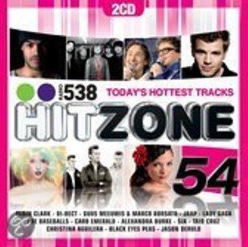 VA Hitzone 54 2CD 2010